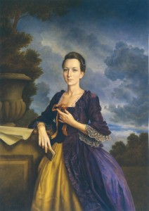 MarthaWashington 212x300 George Washington