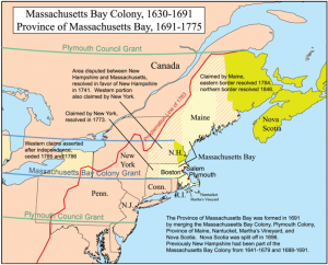 Massachusetts Bay Colony