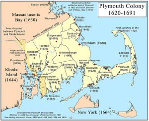 plymouth 300x243 Plymouth Colony