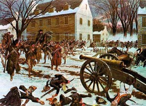 trenton 300x218 Battle of Trenton