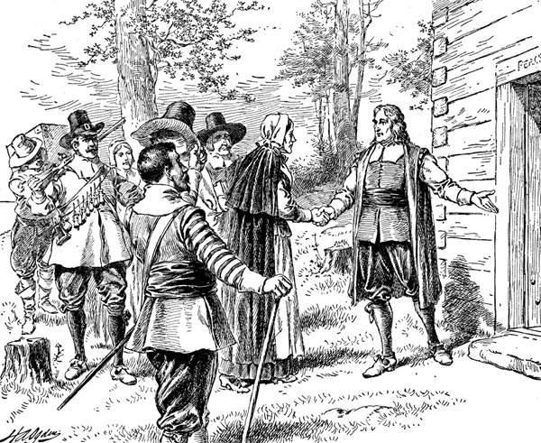 the first exploration and settlement on rhode island The other tribes lived on many islands of rhode island exploration the first people to explore rhode island were native americans, and they.